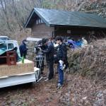 NHKテレビの昼の県内ニュースで紹介されました