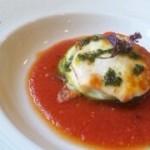 野菜のグラタン トマトソース